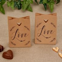 Hearts & Krafts Mini Favour Bags (10)